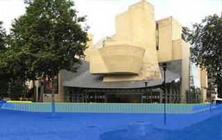 protection crue à Bercy pour la cinematheque française