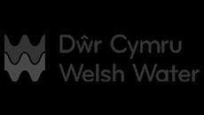 watergate taşkın koruma logosu Welsh Water