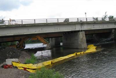 batardo nehir menfez çalışması