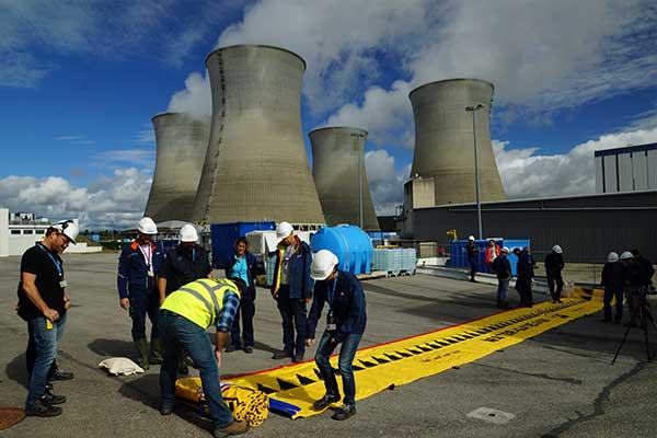 EDF WaterGate sel baskınına karşı koruma